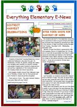 Everything Elementary E-News
